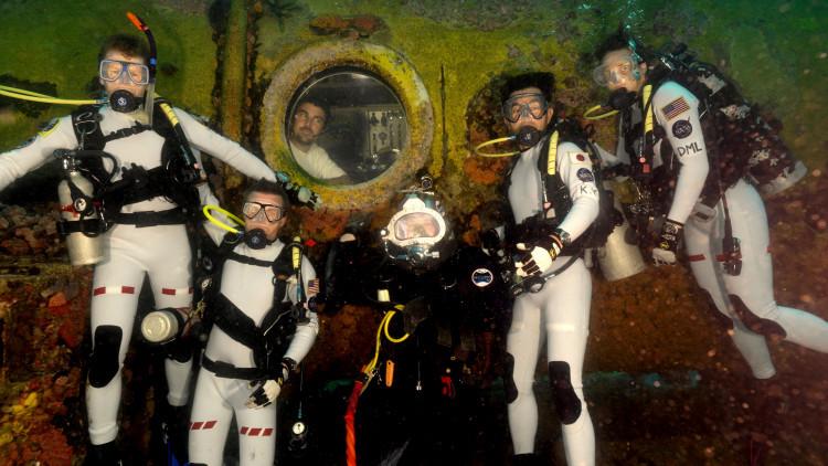 ¿Por qué la NASA tiene un laboratorio bajo el mar?