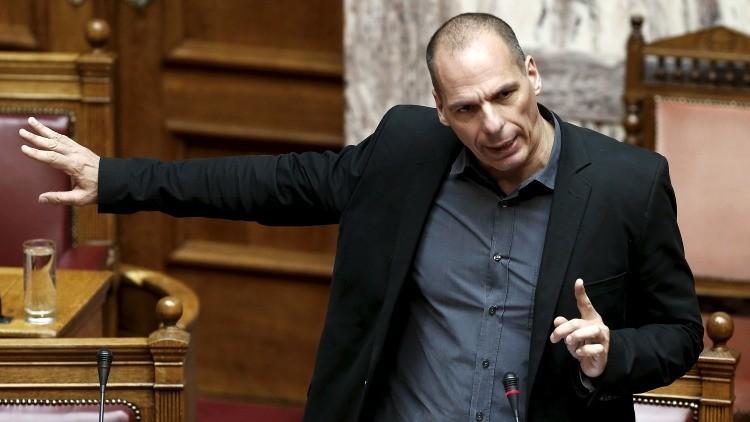 Varoufakis: 'Grexit' costaría al menos un billón de euros a la economía global