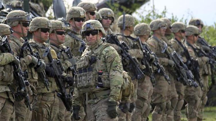 EE.UU. planea un despliegue militar en Europa inédito desde 1989
