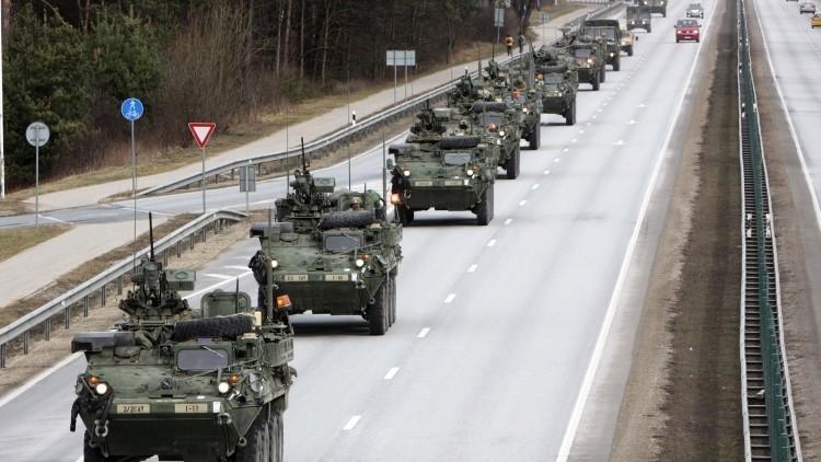 """Rusia: """"Desplegar el equipo militar de EE.UU. en Europa minará el acta Rusia-OTAN de 1997"""""""