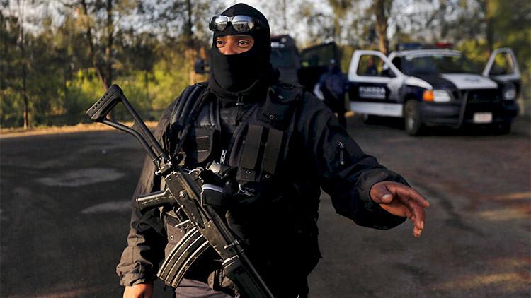 Video: El cártel mexicano Jalisco Nueva Generación dinamita a sus víctimas vivas