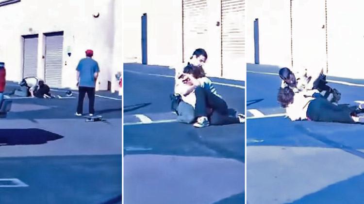 Video: Un policía de EE.UU. reduce con una pistola eléctrica a un niño de 13 años