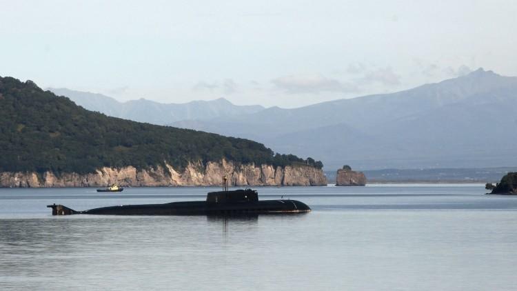 Rusia desarrolla submarinos nucleares de quinta generación