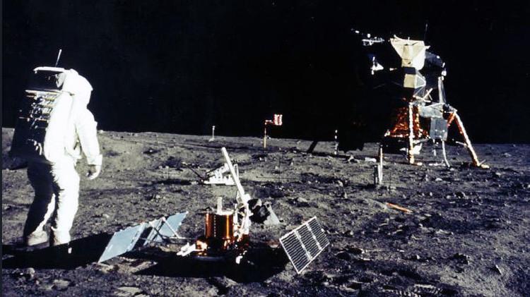 """Rusia: """"No, no dudamos que EE.UU. voló a la Luna, pero ¿dónde está el video?"""""""