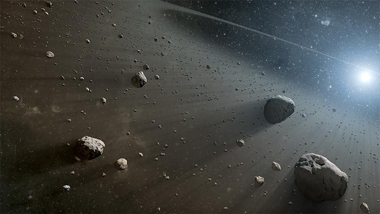 Un asteroide se acerca a una distancia mínima de la Tierra esta noche