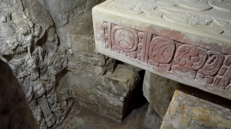 México: Descifran el nombre de la tumba del rey maya Pakal