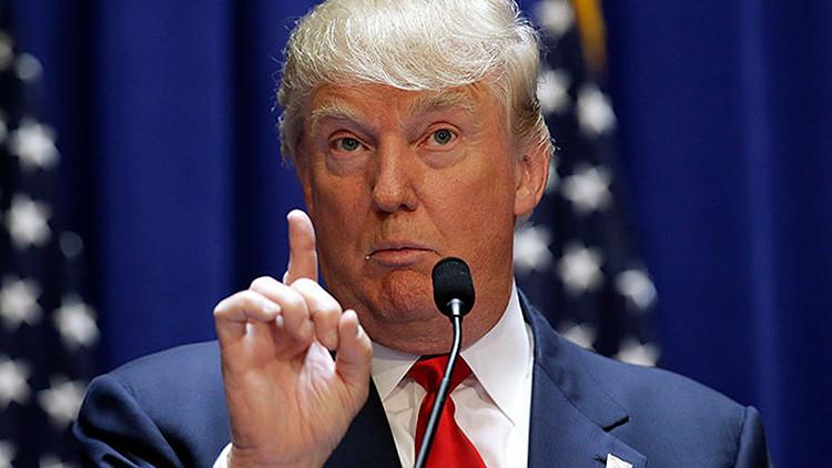 """""""Soy rico"""": La Red se burla de la candidatura de Trump a la presidencia en EE.UU."""