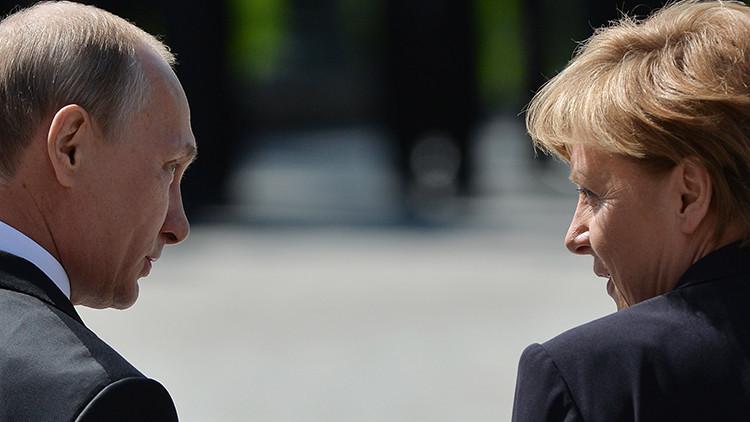 """Experto suizo: """"Alemania y toda Europa cambiarán a EE.UU. por Rusia"""""""