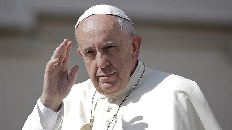 """El papa Francisco exige responsabilidad ante """"el destrozo del planeta"""""""