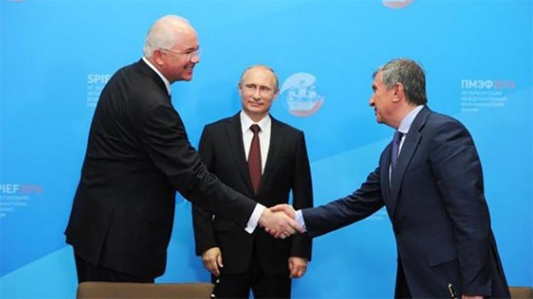 Rusia y Venezuela amplían la cooperación en el comercio de petróleo