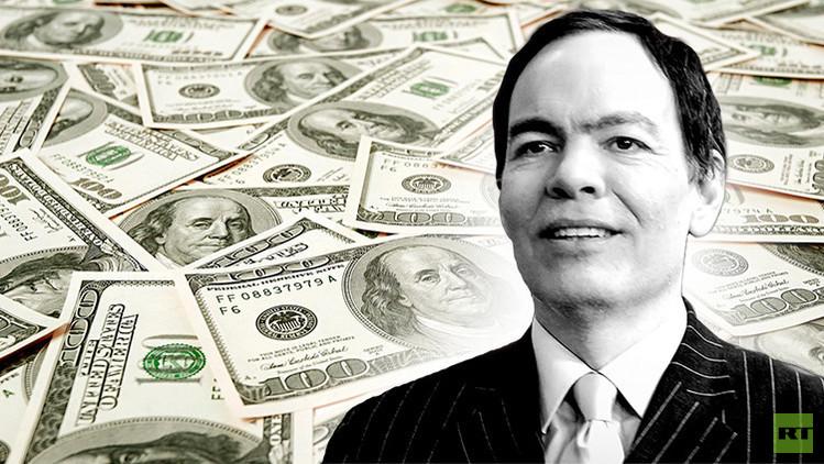 Max Keiser recolecta más de un millón de dólares para luchar contra la economía capitalisa