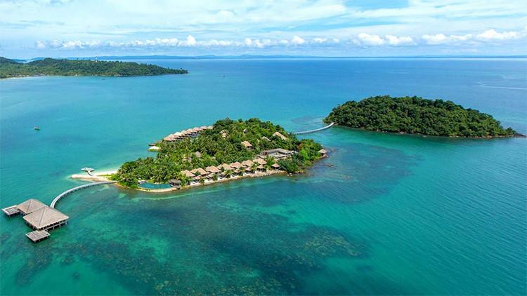 La historia de la mujer que se compró una isla y creó un paraíso en la tierra