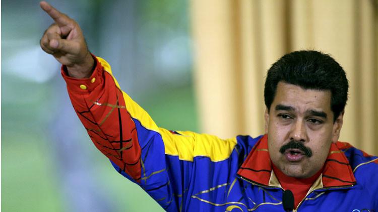 """""""Ladrón, bandido y pelucón"""": Maduro defiende a los mexicanos ante Donald Trump"""