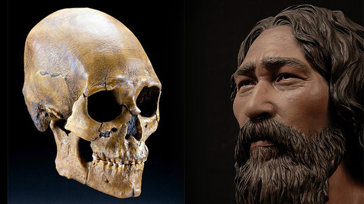 Resuelven el misterio del hombre de 9.000 años hallado en EE.UU.