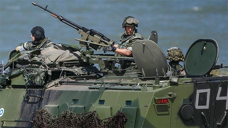 """""""El partido de la guerra de EE.UU. busca expandir la OTAN hacia la frontera con Rusia"""""""