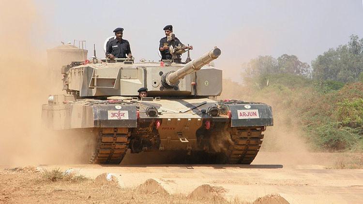 ¿Será un fiasco el tanque más moderno de la India?