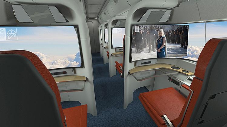 Fotos: Se acerca el Hyperloop, el  transporte supersónico que llega del futuro