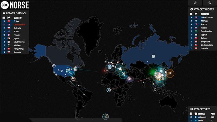 La industria armamentística de EE.UU., 'a la defensiva' ante las fugas cibernéticas