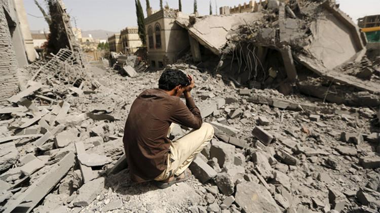 Resultado de imagen para arabia saudi contra yemen