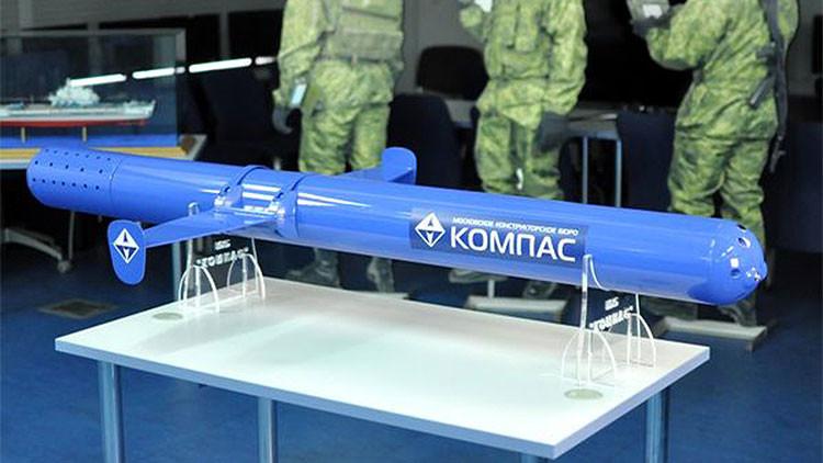 Glider-T, el innovador robot espía ruso que 'engaña' los submarinos
