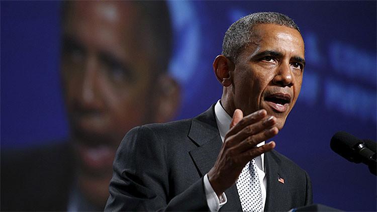 """Obama sobre Charleston : """"Si hubiera una ley de control de armas, mucha gente estaría ahora viva"""""""