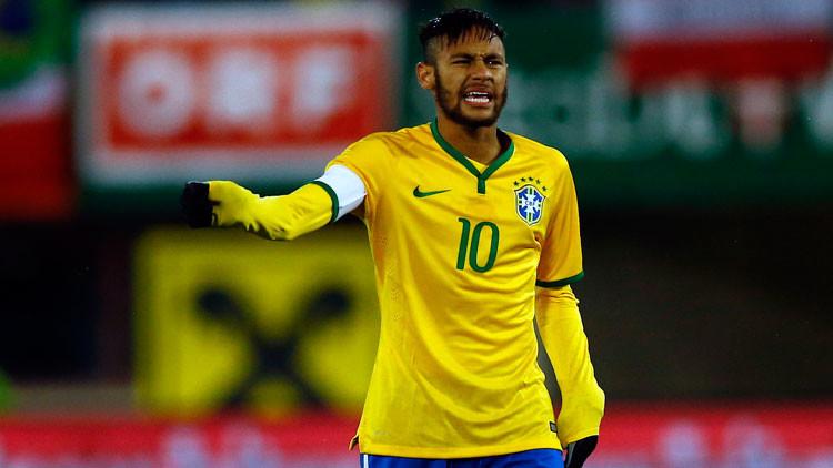 Dura sanción contra Neymar: No jugará más en la Copa América