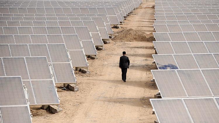 China le saca todo el jugo al sol: Ya genera la cuarta parte de la energía fotovoltaica