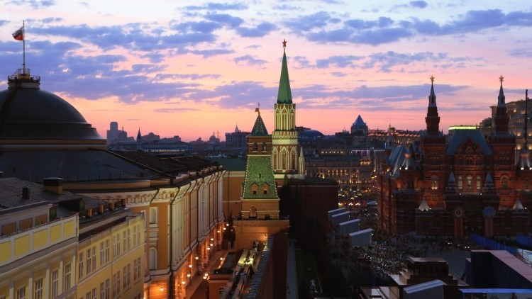 """Moscú: """"El mundo necesita una nueva arquitectura"""""""