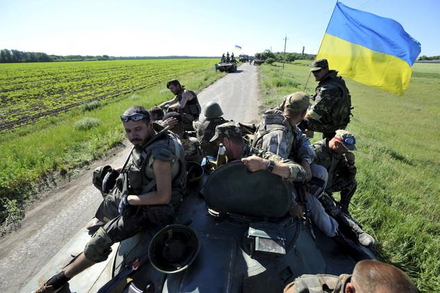 Ucrania no tiene dinero para la mitad de su Ejército
