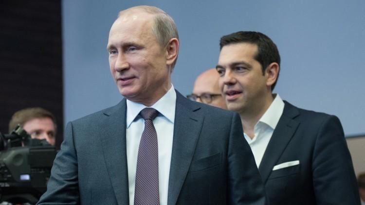 ¿Podrá Rusia salvar a Grecia del hundimiento económico?