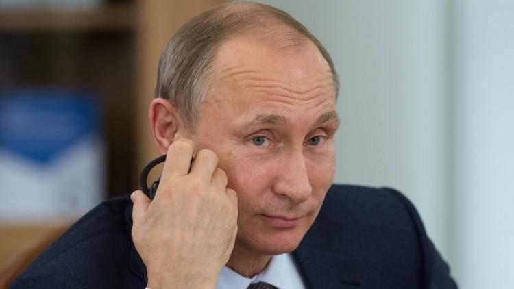 Vladímir Putin revela detalles de su vida privada