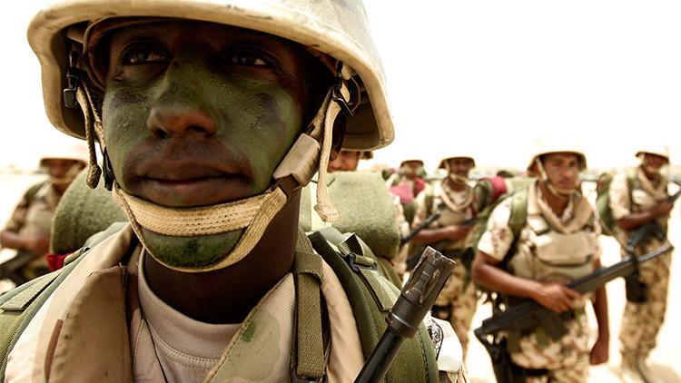 Los opositores se hacen con el control de una base militar en Arabia Saudita