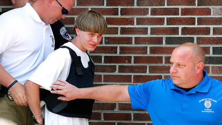 Masacre en Charleston: Se viraliza un meme que compara arrestos de blancos y de negros