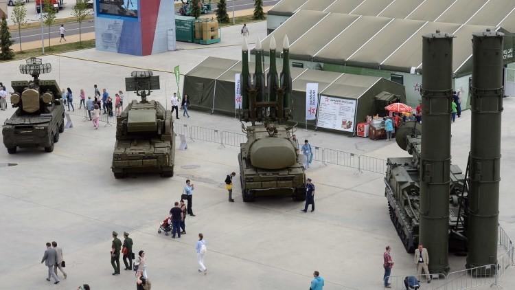 """Nada puede impedirle a Arabia Saudita adquirir armas rusas"""