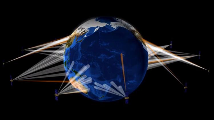 Internet 'desde el cielo', capaz de cubrir el 70% de la Tierra, ya es una realidad