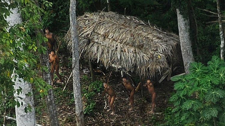 """""""Contactar con las tribus aisladas del Amazonas es el único modo de salvarlas"""""""