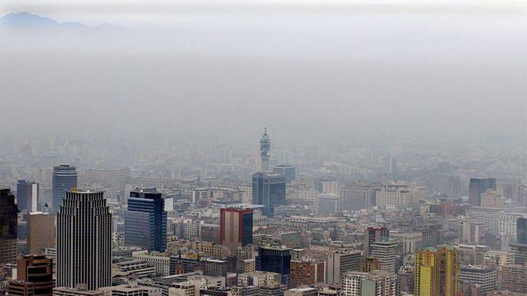 Chile decreta emergencia ambiental por polución en plena Copa América