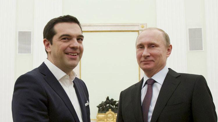"'Financial Times': ""Washington tiene miedo de perder Grecia ante Moscú"""