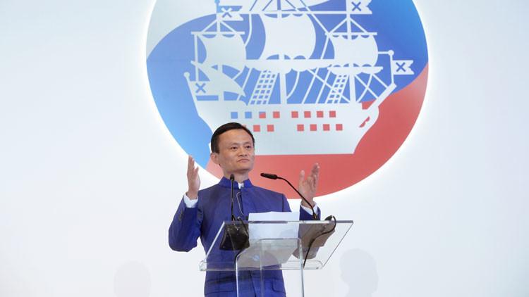 """Fundador de Alibaba: """"Ahora es el mejor momento para invertir en el mercado ruso"""""""