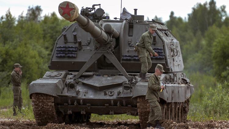 """""""Cómo el equipo militar más avanzado de Rusia neutraliza el armamento de la OTAN"""""""