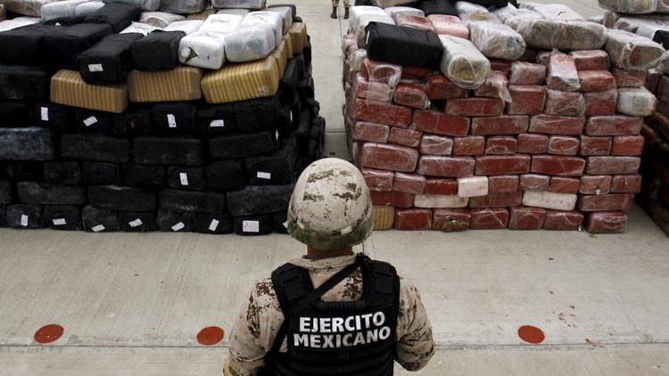 """Caos en México por culpa de EE.UU.: """"Compramos drogas y creamos demanda"""""""