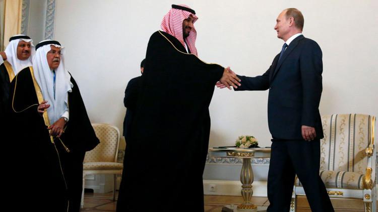 Un 'puente diplomático ruso' entre Teherán y Riad podría desconcertar a Washington