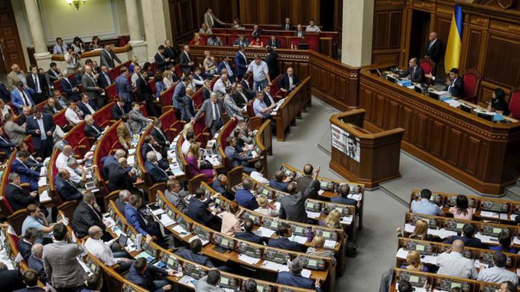 Diputados de Ucrania buscan restaurar la pena de muerte