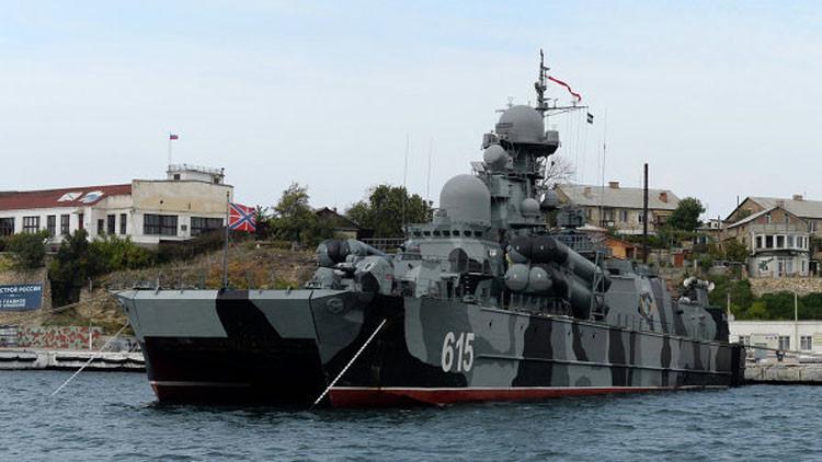 Proyectan un nuevo buque portamisiles de cojín de aire para la Armada rusa