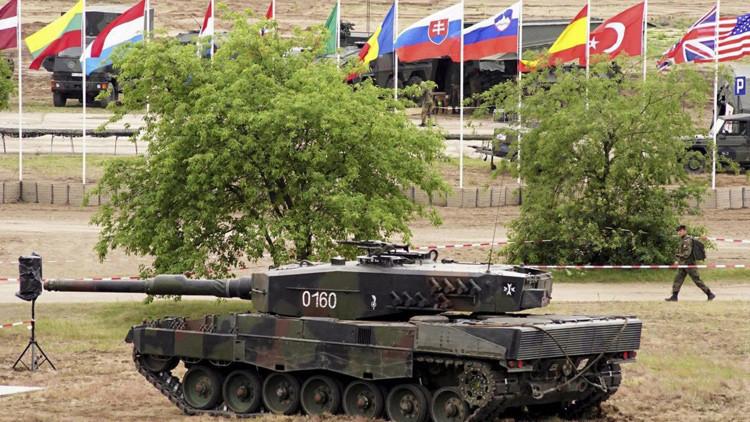 ¿Cómo responderá Rusia a los planes de EE.UU. de desplegar tanques en Europa?