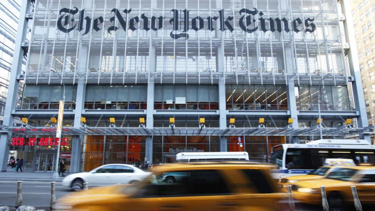 Fotos filtradas: Empleados de 'The New York Times' se burlan de asesinatos en masa
