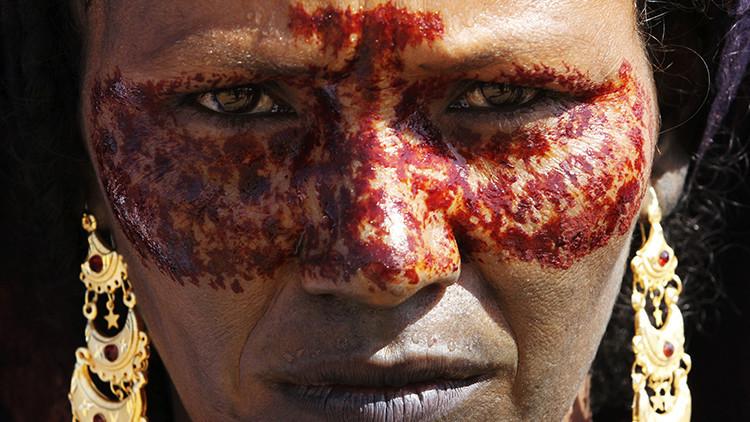 Amazonas del desierto: el pueblo africano donde mandan las mujeres (FOTOS)