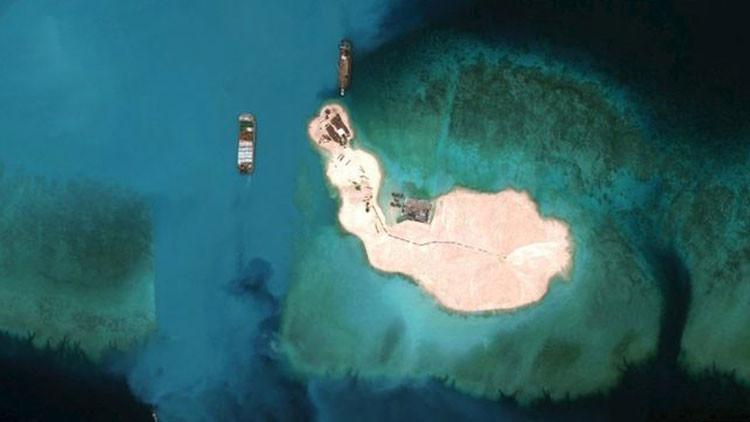 ¿Cómo usará China sus islas artificiales en su estrategia militar del futuro?