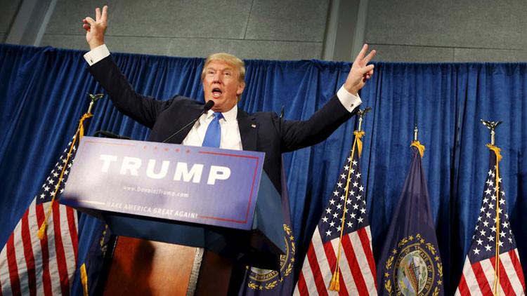 """Nueva polémica de Donald Trump: """"Necesitamos un muro entre EE.UU. y México"""""""