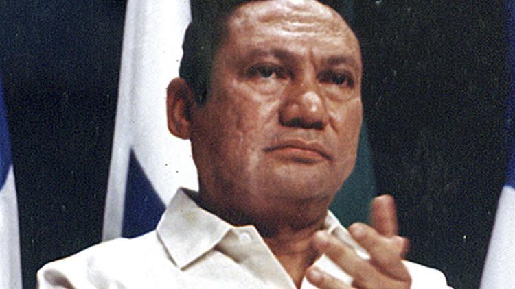 Manuel Noriega pide perdón a los panameños en una declaración a un canal televisivo